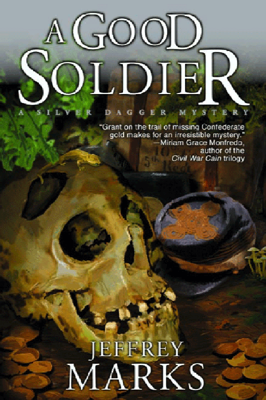 The second of the US Grant mystery series, set in Bethel Ohio in search of the lost Confederate gold.